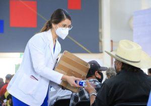 Aplicarán 1,400 dosis de vacuna de Pfizer en la UAA