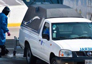 A la baja Covid en Puebla, 8 defunciones en las últimas horas