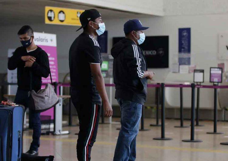 ¿Y EL COVID?. Poblanos vuelan hacia Cancún, Tijuana, Monterrey, Guadalajara