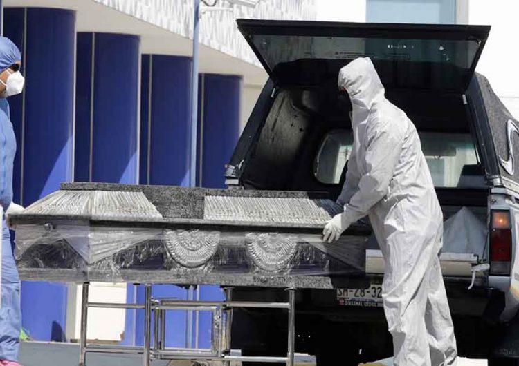 Bajan nuevos casos de contagios Covid en Puebla