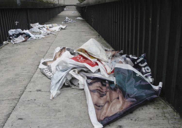 Campañas en México producirán 60,000 toneladas de basura electoral