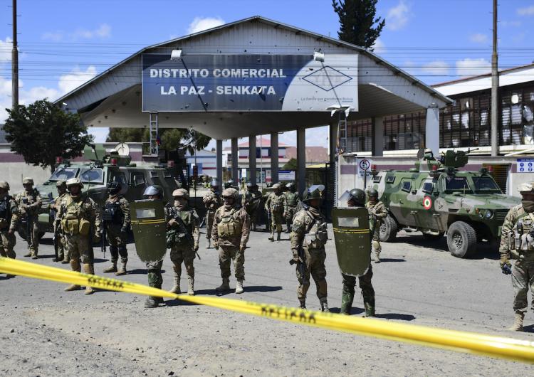 Bolivia: por masacre de 10 personas, un general es condenado a solo seis meses de prisión
