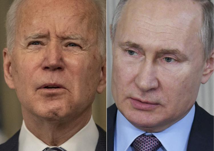 Biden propone a Putin cumbre en un tercer país para discutir los problemas de Rusia y EU