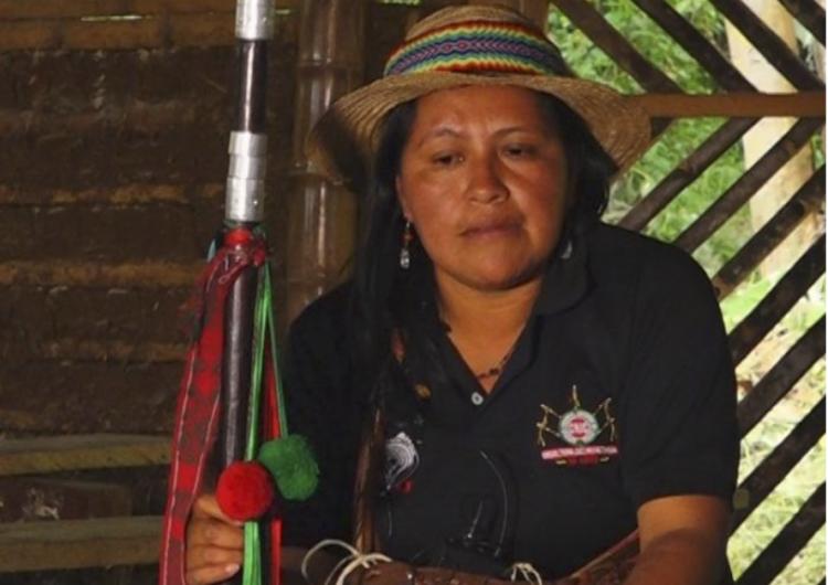 Colombia: grupo armado asesina a tiros a gobernadora indígena