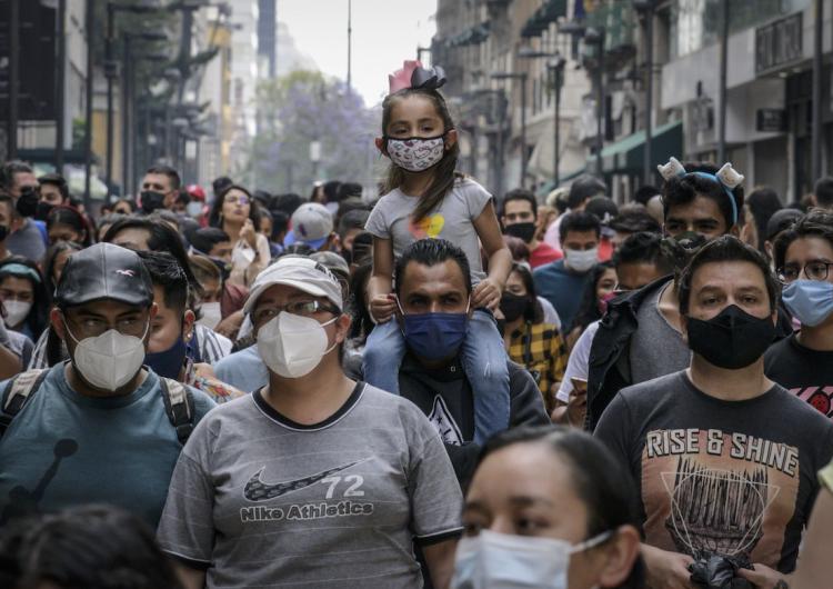 Covid-19: México suma 214,504 decesos; más de 1 millón 845,000 personas se han recuperado