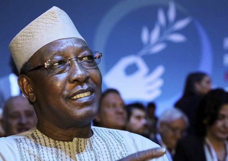 El presidente de Chad muere en un tiroteo; ostentaba el poder desde 1990