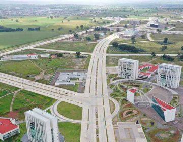 Con dos parques industriales se busca resucitar a Ciudad Modelo en Puebla