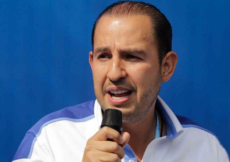 Marko Cortés asegura que Lalo Rivera regresará a la alcaldía de Puebla