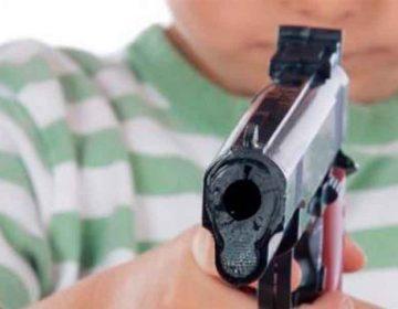 En Tehuacán detienen a menor armado cuando intentó asaltar una tienda