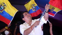 Elecciones en Ecuador: un socialista y un exbanquero conservador se…