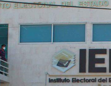 Bracamonte recrimina al IEE Puebla por permitir inscripción de candidatos de forma extemporánea