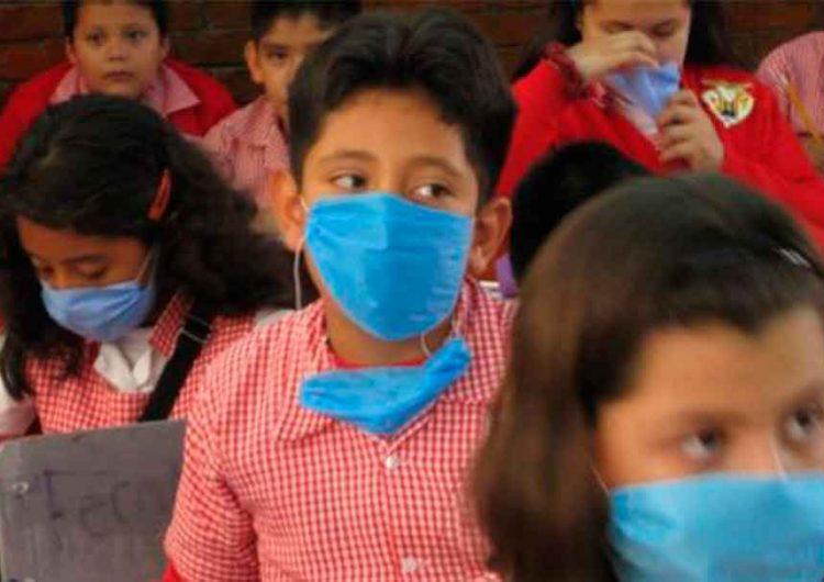 Para agosto se regresan a las aulas en Puebla