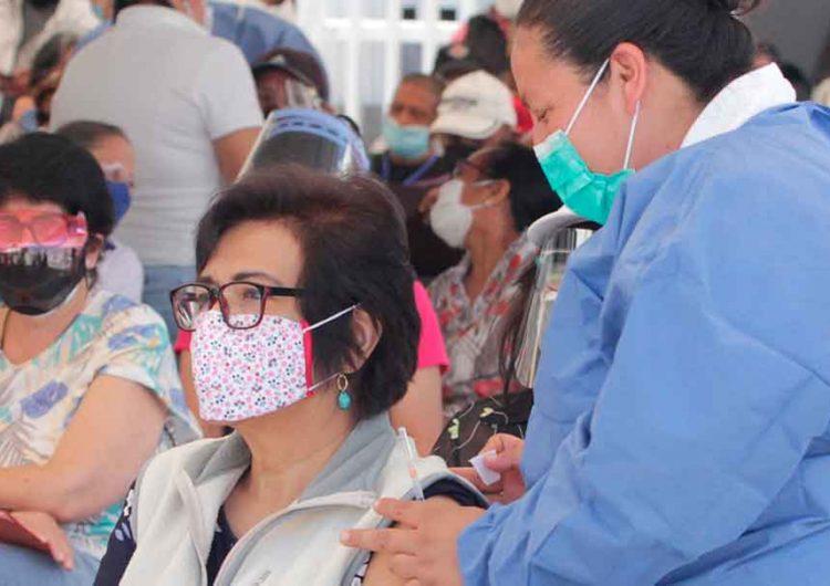 18 DE ABRIL. Segunda dosis en 9 municipios conurbados de Puebla