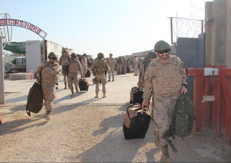 EU e Irak acuerdan que no habrá bases militares extranjeras en territorio iraquí