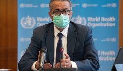 La OMS alerta de nuevo pico de infección por covid-19…