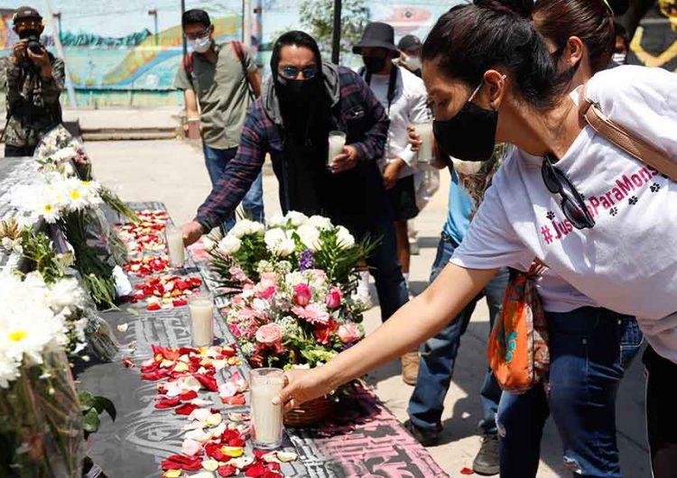 Familiares de Monserrat Zacatelco exigen castigo a culpables de matarla