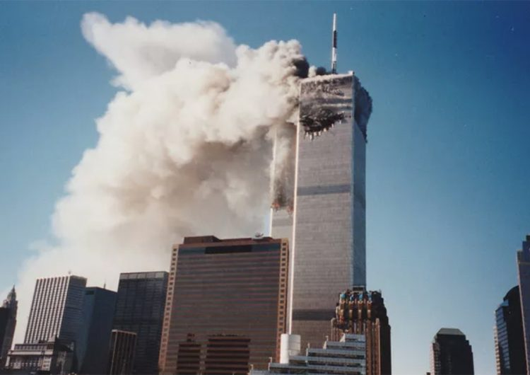 Álbum familiar recientemente hallado muestra fotos jamás vistas del ataque del 11/9