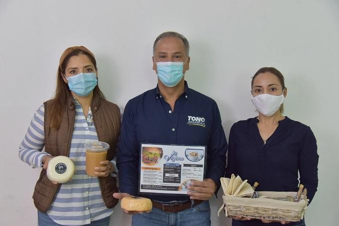 Anuncia Toño Arámbula programa de fomento a la permacultura en Jesús María