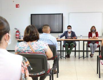 Realiza IEA censo de trabajadores de la educación para que reciban la vacuna anti-Covid