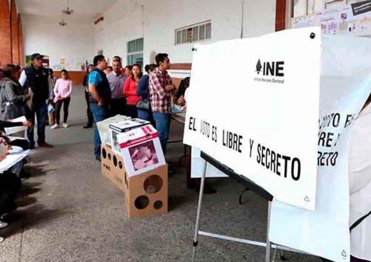 En Puebla descartan pruebas rápidas Covid en casillas electorales