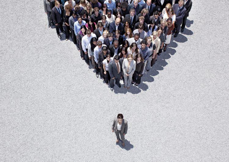 ¿El secreto para que haya más mujeres en puestos de liderazgo? Los hombres