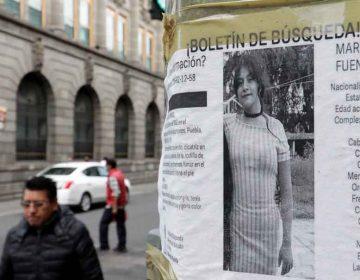Más de 7 mil desaparecidos en Puebla