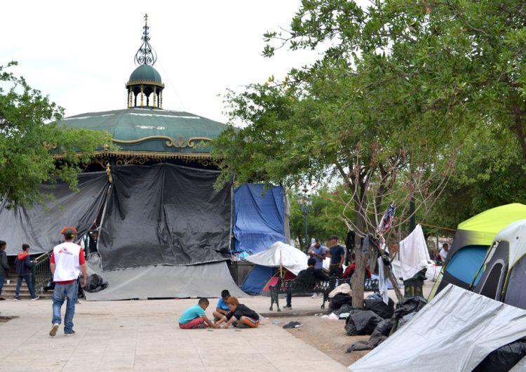 Título 42 agudiza crisis humanitaria de migrantes centroamericanos: Médicos Sin Fronteras