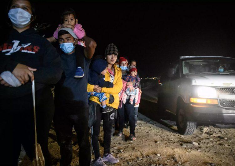 EU está a punto de tener una cantidad récord de migrantes en su frontera sur