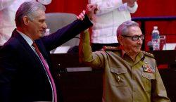 Miguel Díaz-Canel es el primer civil en dirigir el partido…