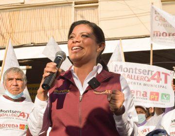 Montserrat promete devolver espacios de trabajo a vendedores ambulantes