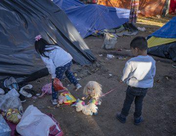 La Unión Europea destina fondos a México para atención a niñez migrante