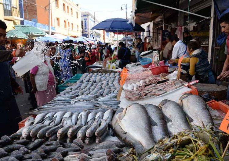 Pescaderías esperan resucitar jueves y viernes