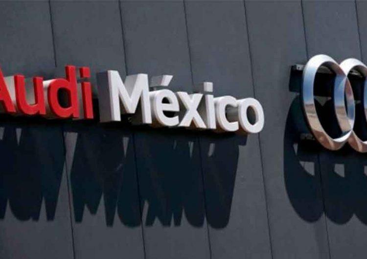 Pide CCE al gobierno que no retire subsidios a Audi