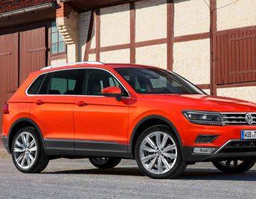 Por desabasto de componentes, VW suspenderá producción de Tiguan