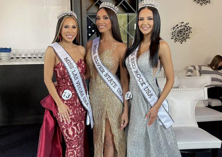 'Soy la primera mujer transgénero en ser nombrada reina de belleza de Nevada'