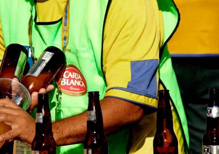 Sí habrá cerveza en el partido Puebla vs Pumas