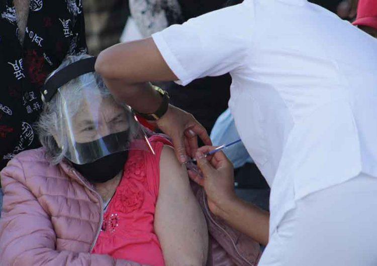 Sigue vacunación anti Covid, son 7 puntos de vacunación en la capital poblana