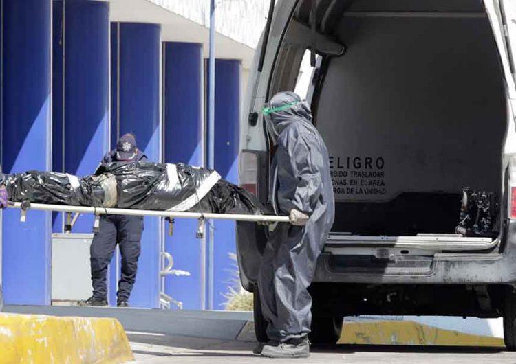 En Puebla, sin comorbilidades 2 mil 602 muertos por Covid