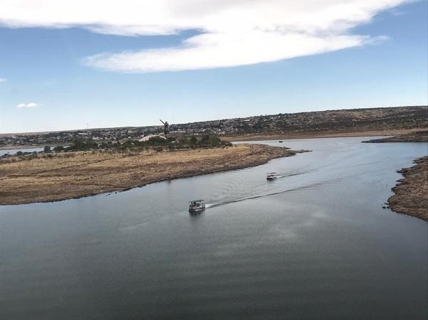 Se registró saldo blanco en operativo de seguridad en presas y bordos de Aguascalientes