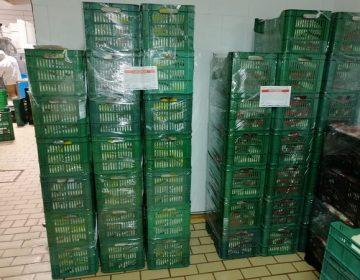 Decomisa ISSEA 530 kg. de queso contaminado en Pabellón de Arteaga