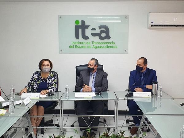 Acuerda ITEA integrar sistema INFOMEX a la Plataforma Nacional de Transparencia