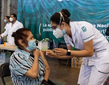 Se vacunará a adultos mayores rezagados del municipio de Aguascalientes lunes y martes; Jesús María el miércoles