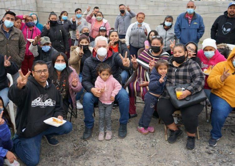 Líderes vecinales de Tijuana piden reparación de vías públicas y solución a la inseguridad