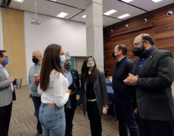 Propone Lupita Jones un tianguis industrial para atraer inversión a BC