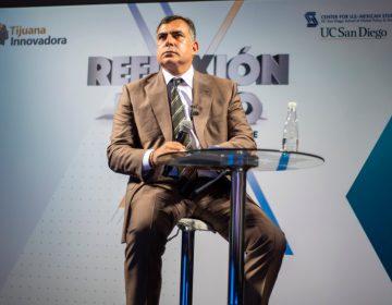 Presenta Jorge Ojeda sus propuestas como candidato a gobernador de BC