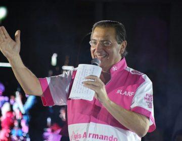 Arrancó campaña de Luis Armando Reynoso en el municipio de Aguascalientes