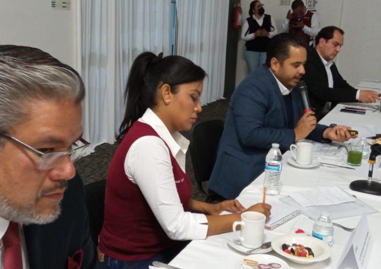 Propone Montserrat mesas de trabajo para el desarrollo económico