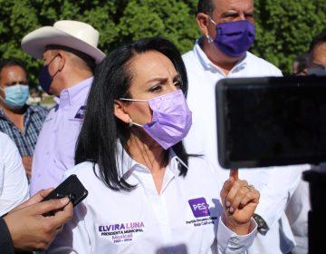Promete Elvira Luna, mantener programas sociales en Mexicali