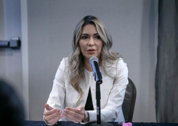Propone Inzunza un proyecto de seguridad y economía para Tijuana