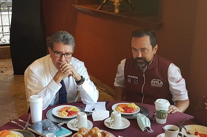 Anticipa Ricardo Monreal reforma política para modificar órganos electorales